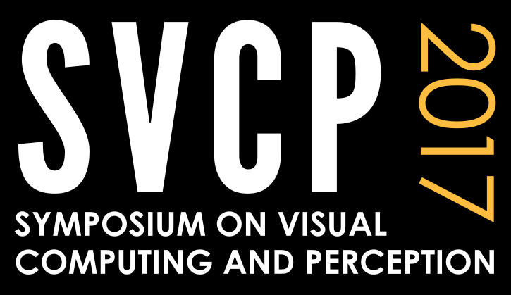 SVCP17 - Symposium on Visual Computing and Perception
